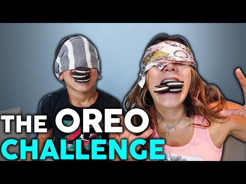 OREO CHALLENGE! WHAT ARE THESE FLAVORS?! | The Royalty Family