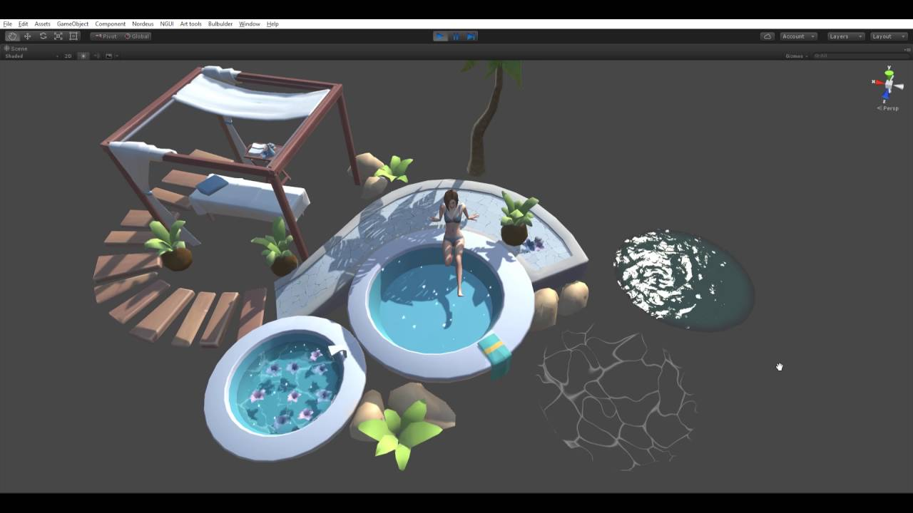 50 Shaders of Forge – Prototyping with Shader Forge | Nordeus