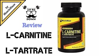 Muscleblaze L Carnitine L Tartrate review and usage report