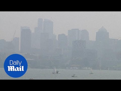 seattle air quality compared to beijing