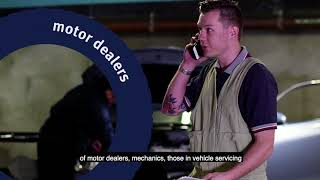 Motor vehicle sales and repairs guide - closed captioned