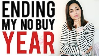 Baixar IS THIS THE END OF MY NO BUY YEAR? | No Buy April 2019 Update | Ysis Lorenna