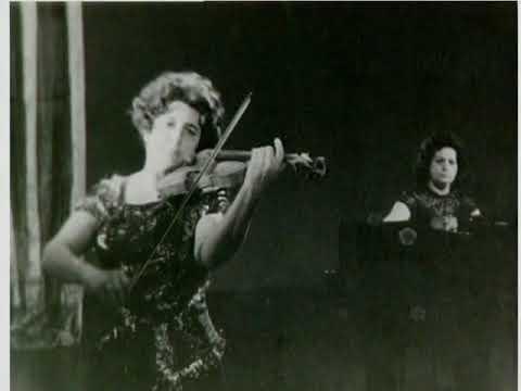 Renown Violinist Anahit Tsitsikian