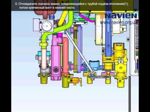 Демонтаж теплообменника навьен Кожухотрубный конденсатор ONDA C 36.304.2000 Серов