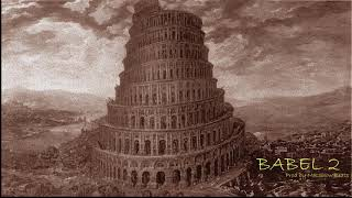 babel 2 90s chill hip hop instrumental rap boom bap underground beat