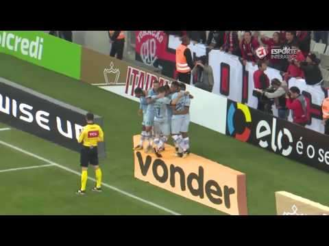 Melhores momentos - Atlético-PR 2 x 3 Grêmio - Copa do Brasil (27/07/2017)
