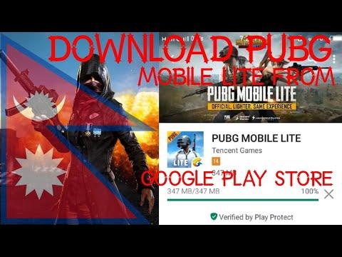 Pubg Mobile Lite Game Play Store Download | Pubg Coin Kasma