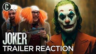 Joker Trailer Reaction amp Review
