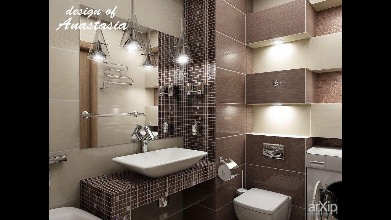 أفكار رائعة للحمامات الضيقة افضل ديكورات حمامات صغيرة تصاميم حمامات لشقق صغيرة الجزء الثانى Youtube