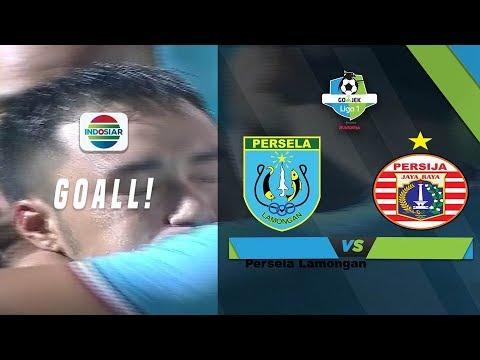 Goal Matsunaga - Persela Lamongan (2) vs Persija Jakarta (0) | Go-Jek Liga 1 Bersama Bukalapak