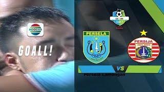 Goal Matsunaga - Persela Lamongan (2) vs Persija Jakarta (0)   Go-Jek Liga 1 Bersama Bukalapak