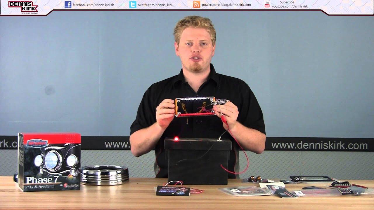 sc 1 st  YouTube & Custom Dynamics L.E.D. License Plate Frame - YouTube