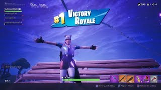 Unexpected Free win in Fortnite squad mode The Storm 2019