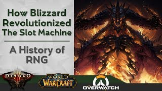 How Blizzard Revolutionized the Slot Machine: A History of RNG thumbnail