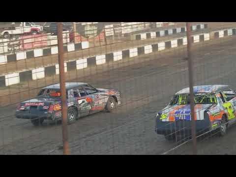 Hobby Stock Heat Race Salina Speedway 7.06