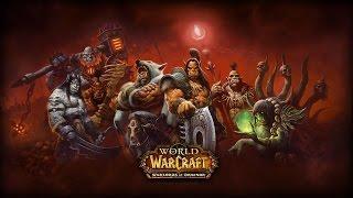 World of Warcraft: Warlords of Draenor. Дров Крушитель (Мировой босс)