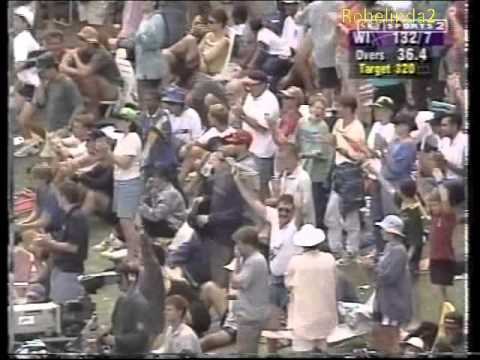 1998/99 South Africa vs West Indies TEST SERIES REVIEW