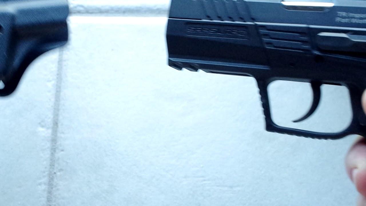 Sarsilmaz CM9 GEN 2 Kydex holster