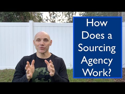 How Does A Sourcing Agency Work In China?