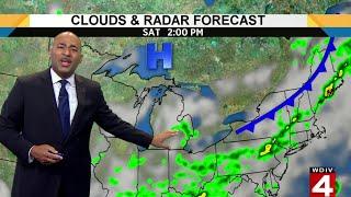 SE Michigan weather forecast Aug. 19, 2018, morning update