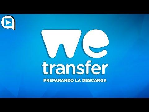 WeTransfer: cómo descargar archivos