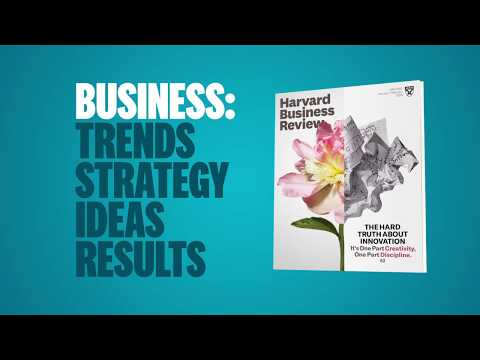 Discover the January/February 2019 Issue of HBR