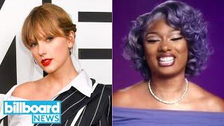 Megan Thee Stallion's Sweet Fan Surprise, Taylor Swift Sued By Theme Park & More   Billboar