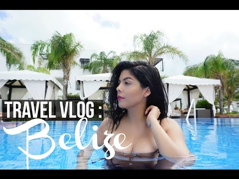 TRAVEL VLOG: BELIZE 2016 | SCCASTANEDA
