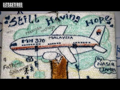 FLIGHT MH370 RETURN OF THE ELOHIM / LETSGETFREE