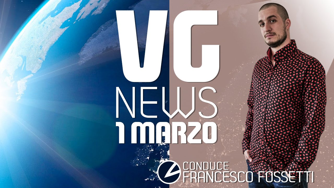 Uncharted 4, HTC Vive, Mass Effect Andromeda - Videogame News del 1 Marzo 2016