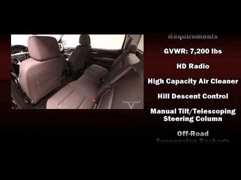 2016 gmc sierra 1500 sle texas edition in vernon tx 76384 youtube. Black Bedroom Furniture Sets. Home Design Ideas