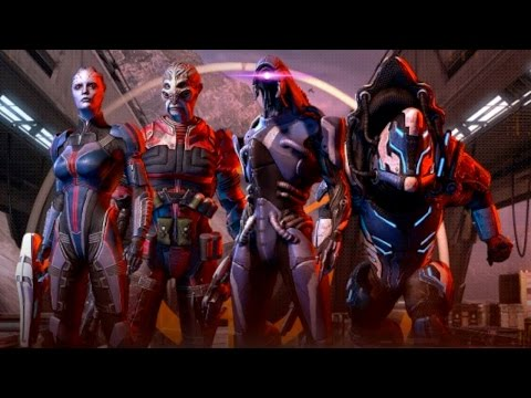 Top 10 Thrilling Mass Effect Races