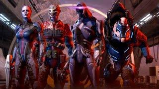 Top 10 Mass Effect Races