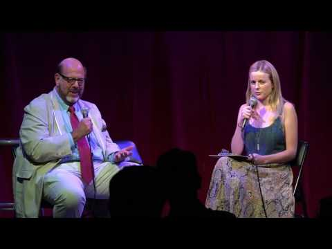 Erica Rhodes   Fred Melamed interview