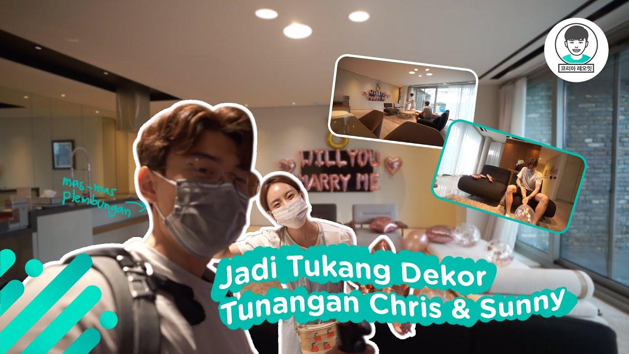"""Pergi jadi Pembantunya Chris untuk """"Propose kak Sunny"""" - PART 1 [Feat. Jini]"""