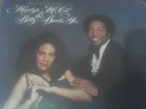 Marilyn McCoo & Billy Davies Jr - I Hope We Get To Love In Time.wmv