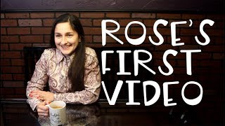 Rose Starts A YouTube Channel // What Rose Knows