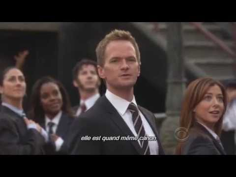 How I Met Your Mother Nothing Suits Me Like A Suit Song VOSTFR 1080p