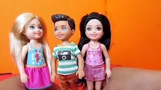 Розпакування 3 лялечок Челсі від Маттел/ Chelsea Doll Mattel DWJ27, DWJ37, Boy Doll DYT90 Unboxing