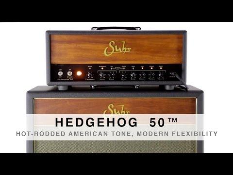 Hedgehog 50™ - Hot-Rodded American Tone, Modern Flexibility