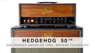 SUHR HEDGEHOG  50™ - Hot-Rodded American Tone, Modern Flexibility