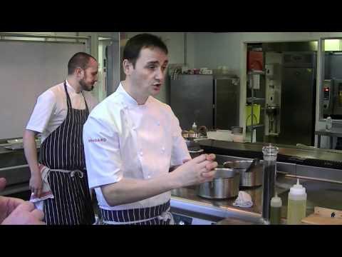 Jason Atherton Pro Chef Training 2012: Heat 1