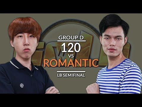 GCS:W 2017 - LB SF (Group D): [U] 120 vs. Romantic [H]