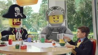 Introducing Tommy Parker, Kid CEO of LEGOLAND Hotel