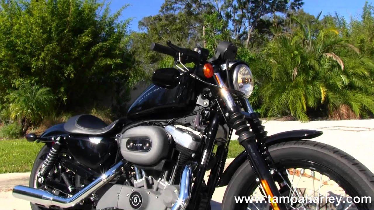 Harley Davidson: Used 2007 Harley-Davidson XL1200N Sportster Nightster For