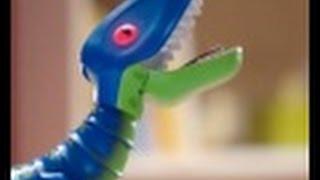 видео интерактивный динозаврик