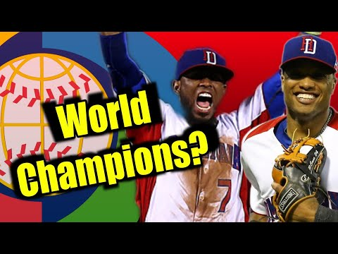 Is The Dominican Republic Baseball Team Good Enough To Be Champions In The World Baseball Classic?