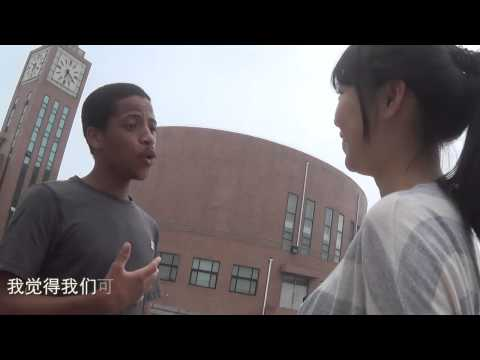 Foreigner Speaking Chinese