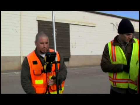 Trimble Access Challenge II - Cadastral Surveying