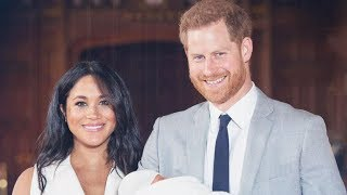 Meghan Markle and Prince Harry Want to Give Son Archie a 'Normal Life'